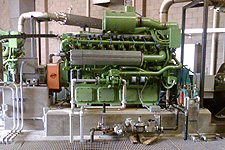 Natural Gas Mechanical Drive